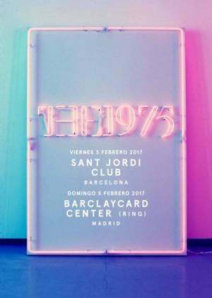 Concierto de The 1975 en Barcelona