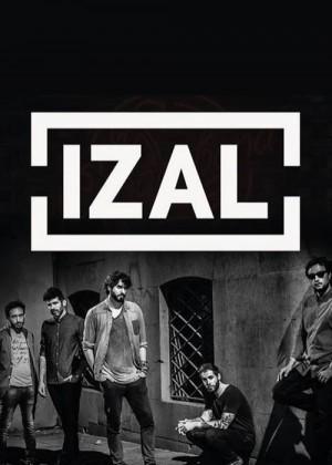 Concierto de IZAL en Madrid