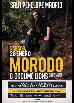 Concierto de Morodo en Madrid
