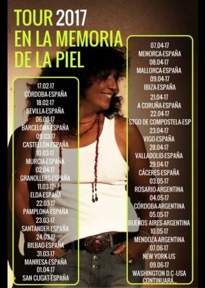 Concierto de Rosana en Barcelona