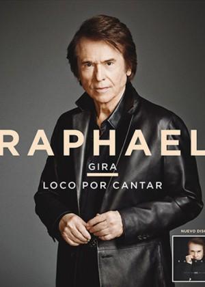 Concierto de Raphael en Jerez de la Frontera