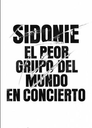 Concierto de Sidonie en Barcelona