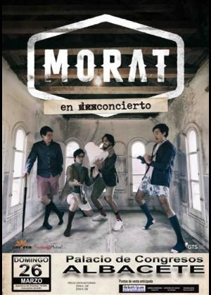 Concierto de Morat en Albacete