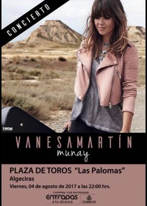 Concierto de Vanesa Martín en Algeciras