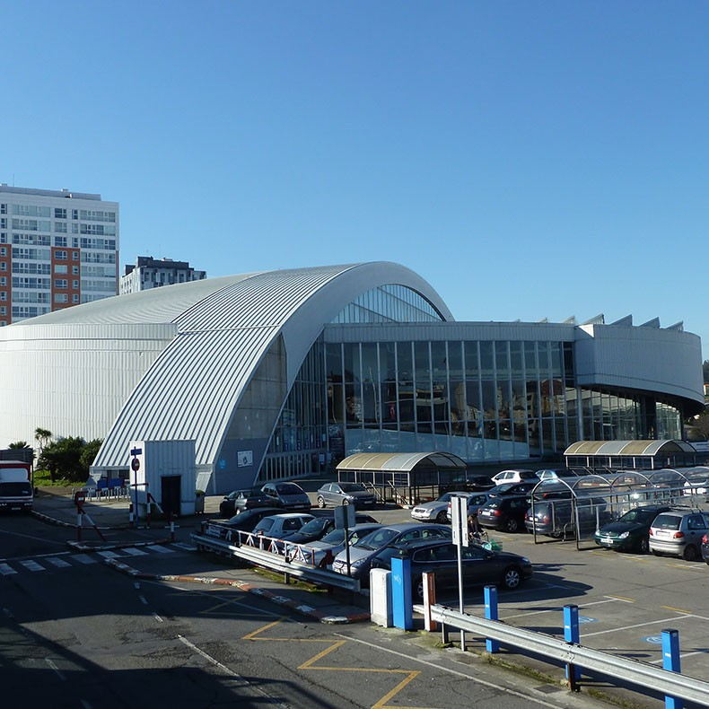 Logo de Coliseum A Coruña