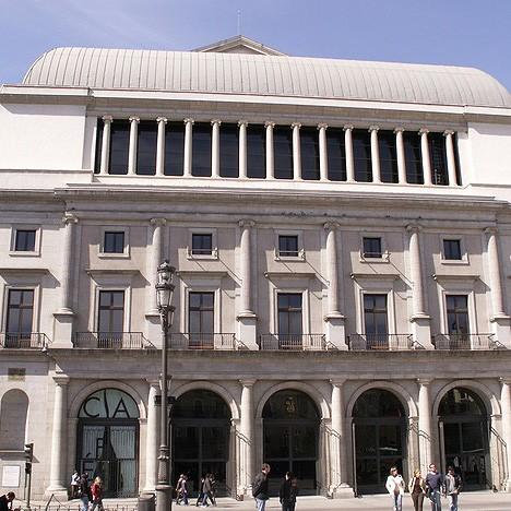Logo de Teatro Real