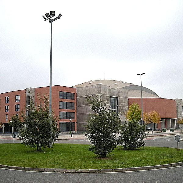 Logo de Palacio de los Deportes de La Rioja, Logroño