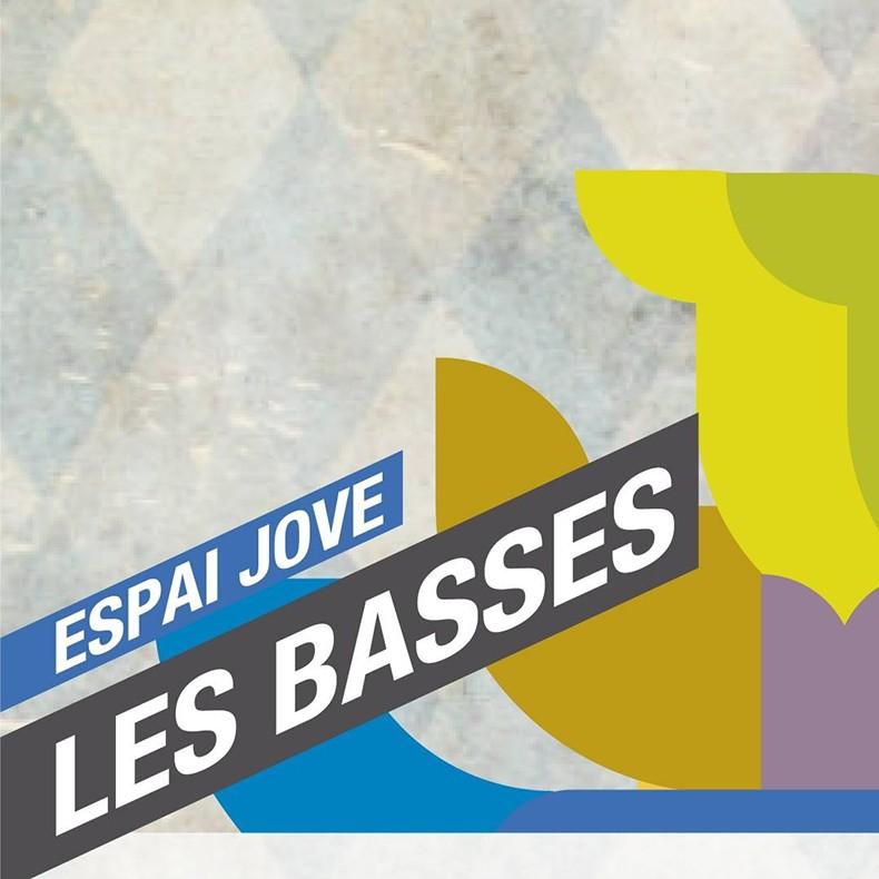 Logo de Espai Jove Les Basses