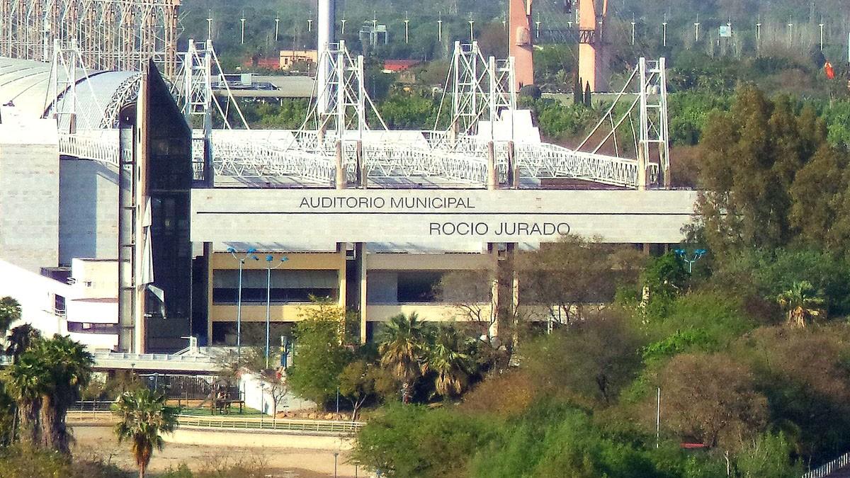 Logo de Auditorio Rocío Jurado