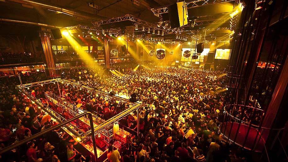 Fabrik discoteca de humanes de madrid conciertos y entradas for Sala kapital madrid