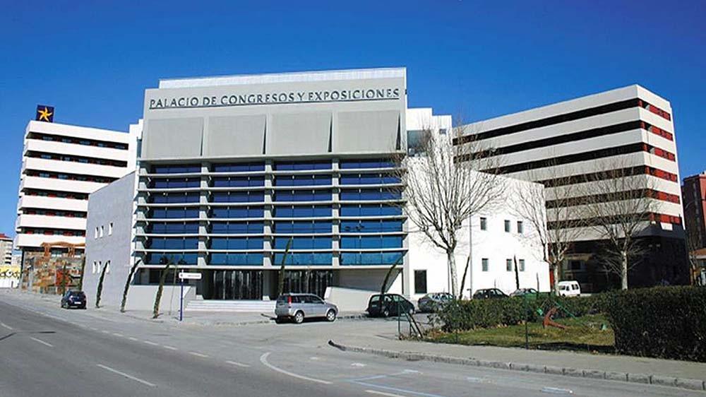 Logo de Palacio de Congresos de La Linea de la Concepción