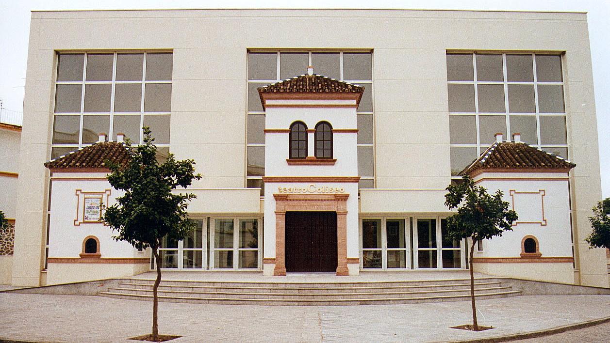 Logo de Teatro Coliseo de Palma del Río