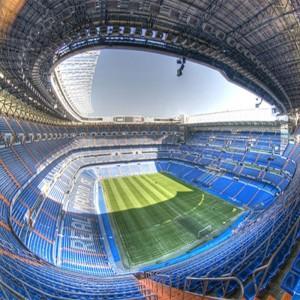 Foto de Estadio Santiago Bernabeu