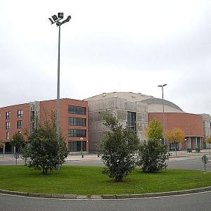 Palacio de los Deportes de La Rioja, Logroño
