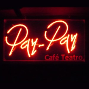 Café Teatro Pay Pay